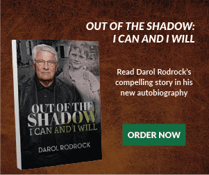 Darol Rodrock Out Of The Shadows 300 250