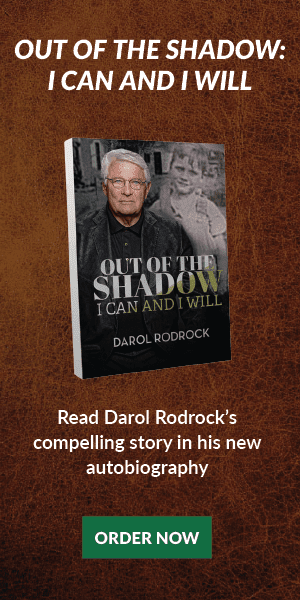 Darol Rodrock Out Of The Shadows 300 600
