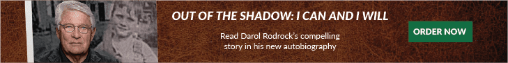 Darol Rodrock Out Of The Shadows 728 90